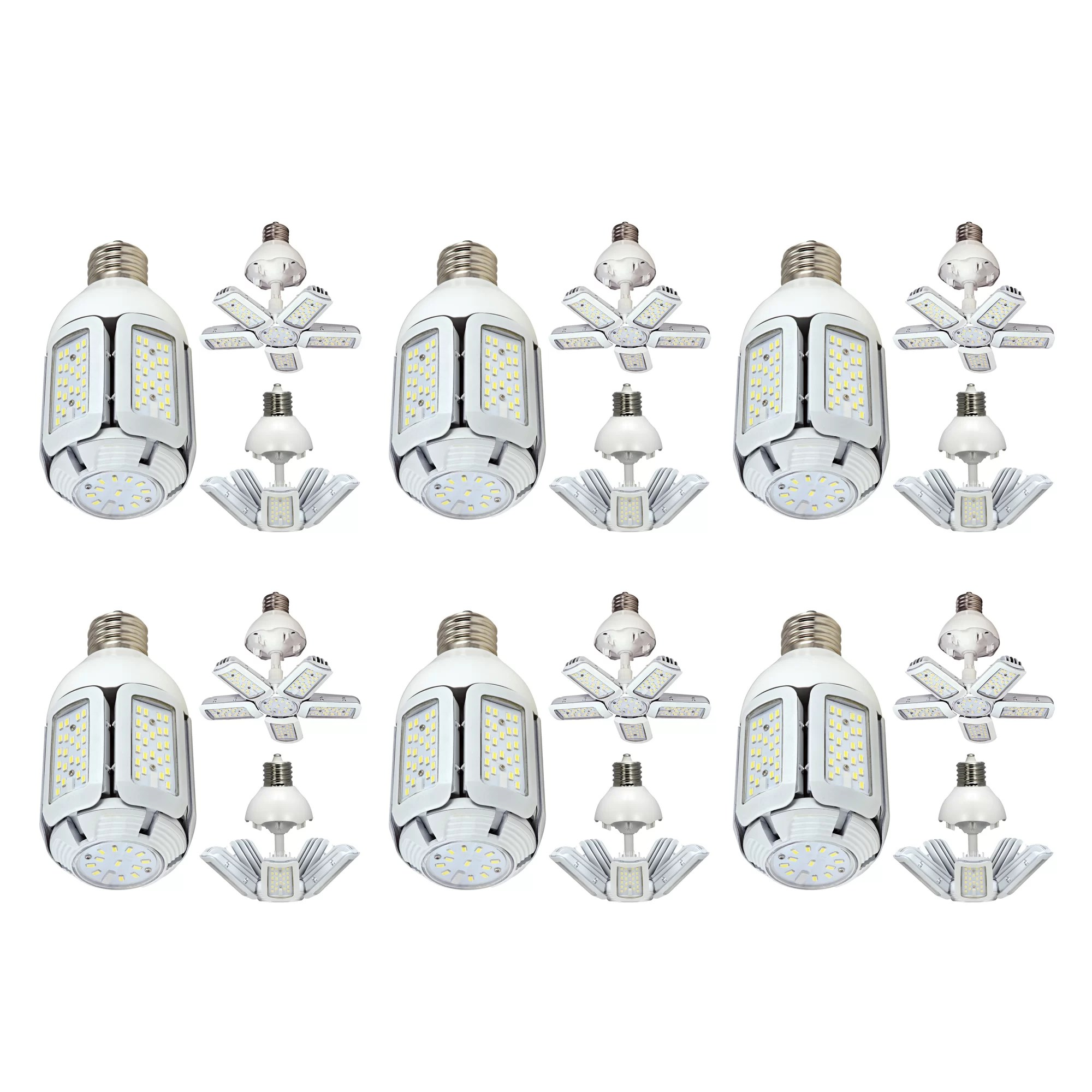 Satco 60 Watt 500 Watt Equivalent Led Non Dimmable Light