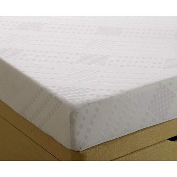 Home Loft Concept Canberra Reflex Foam Mattress Reviews Wayfair Co Uk