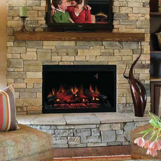 Classic Flame 36 Electric Fireplace Insert Amp Reviews