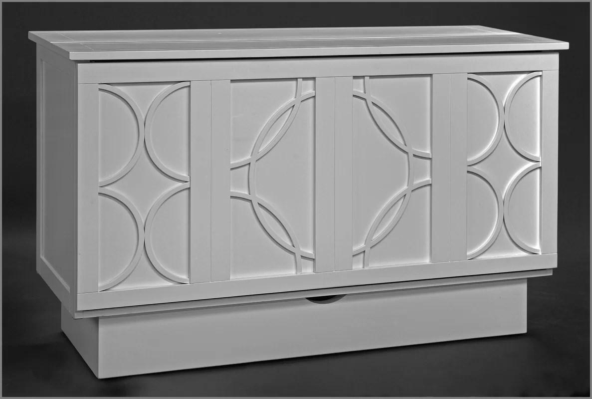 Pyper Marketing LLC Bristol Cabinet Queen Storage Murphy
