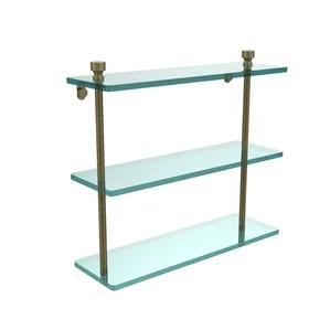 bathroom wall shelves you'll love | wayfair