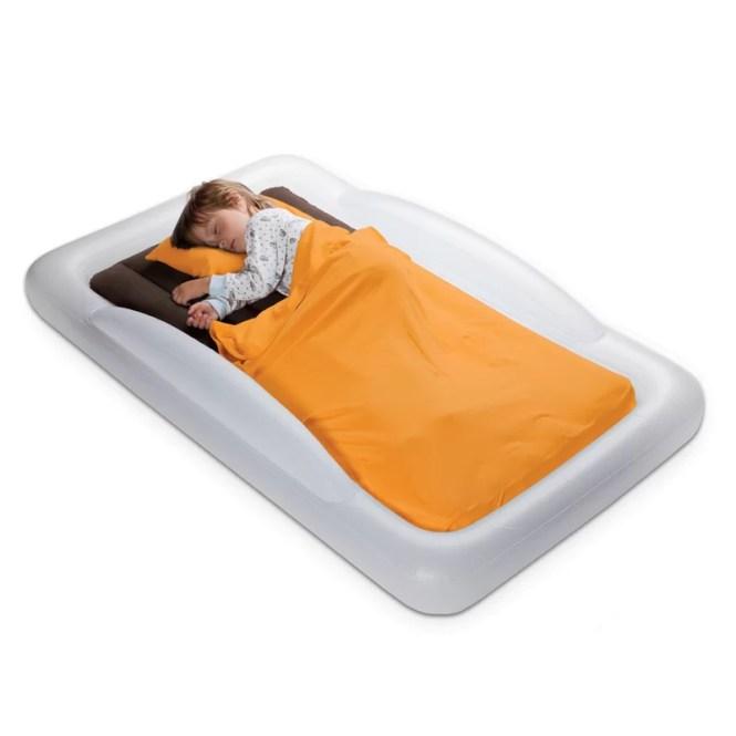 8 Portable Toddler Air Mattress