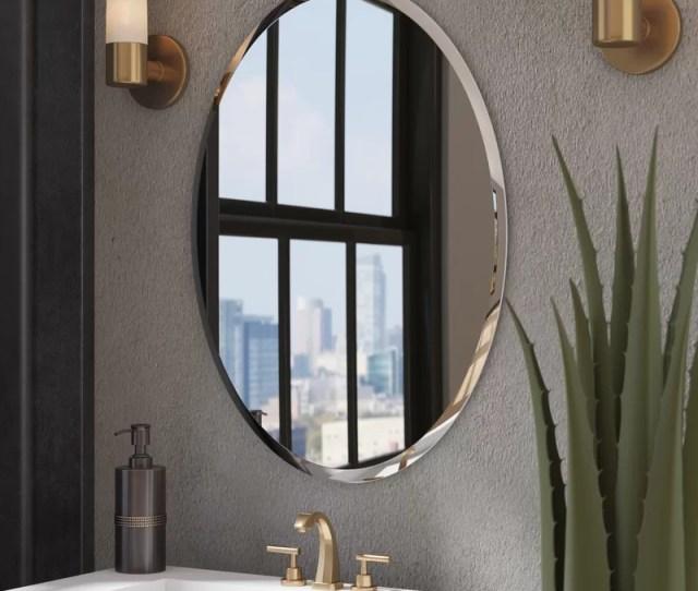 Kayden Bathroom Mirror