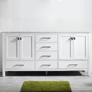 72 inch vanities you'll love | wayfair.ca