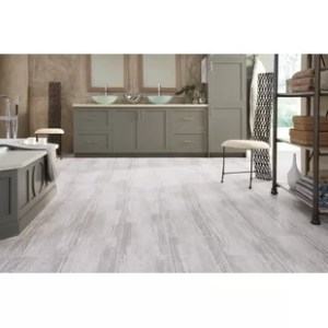 Vinyl Flooring You ll Love   Wayfair Adura Max Cascade 12  x 24  x 8mm WPC Luxury Vinyl Tile in Sea Mist