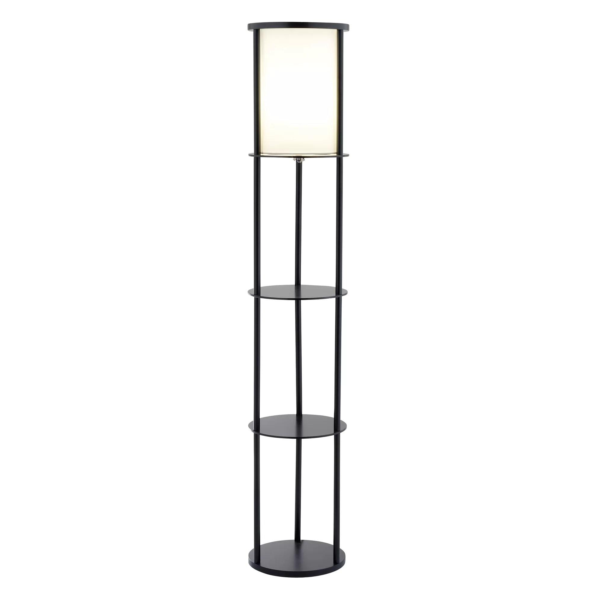 Adesso Stewart 62 5 Column Floor Lamp Amp Reviews