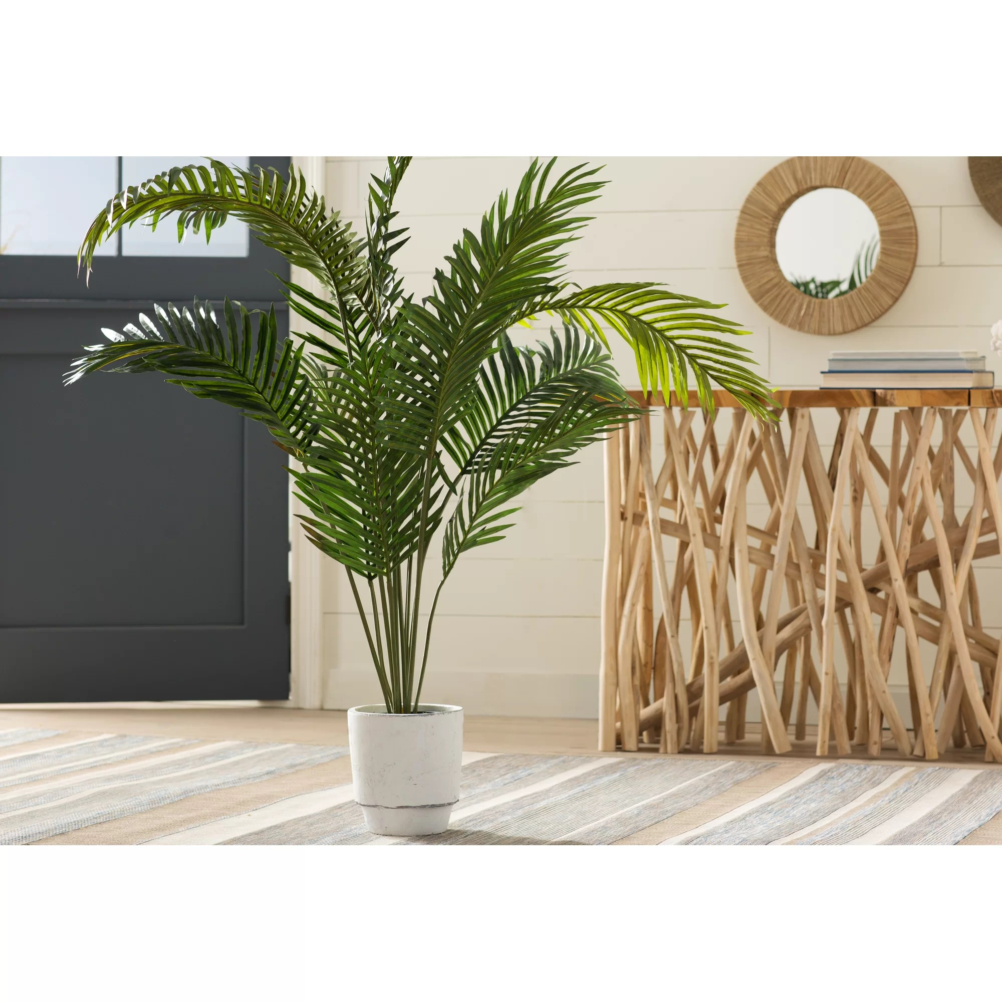 Palm Tree Kitchen Canisters