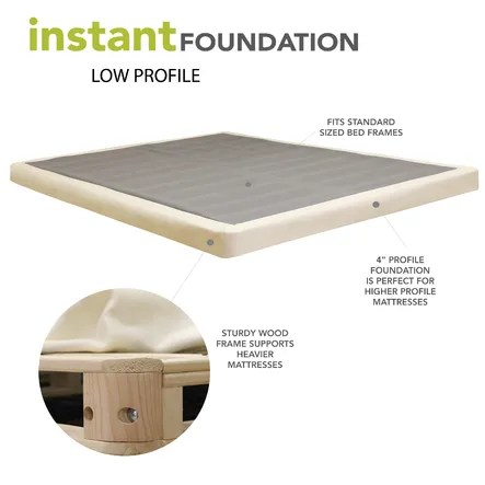 Foundation Vs Boxspring