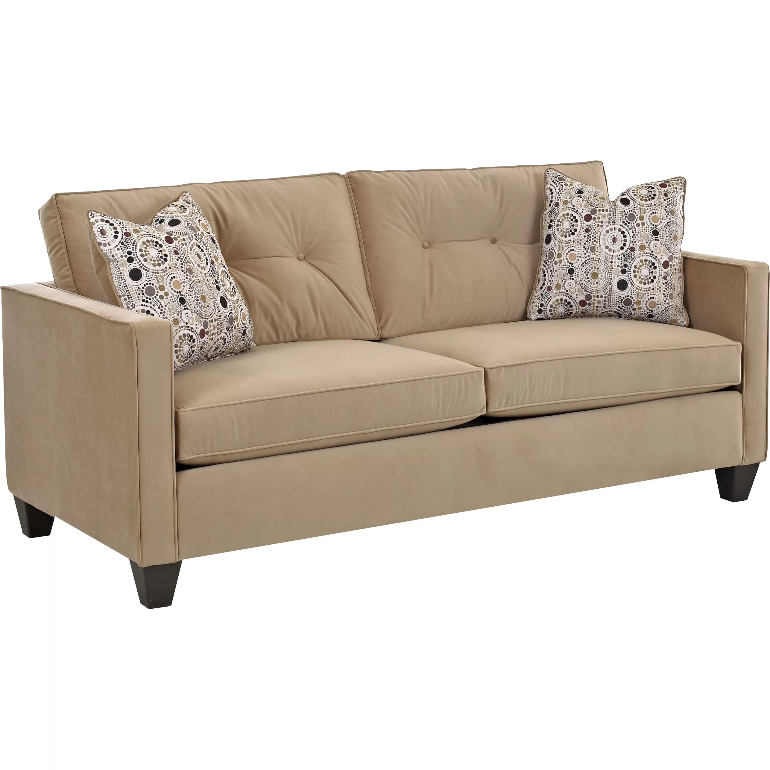 Klaussner Furniture Derry Sofa Reviews Wayfair