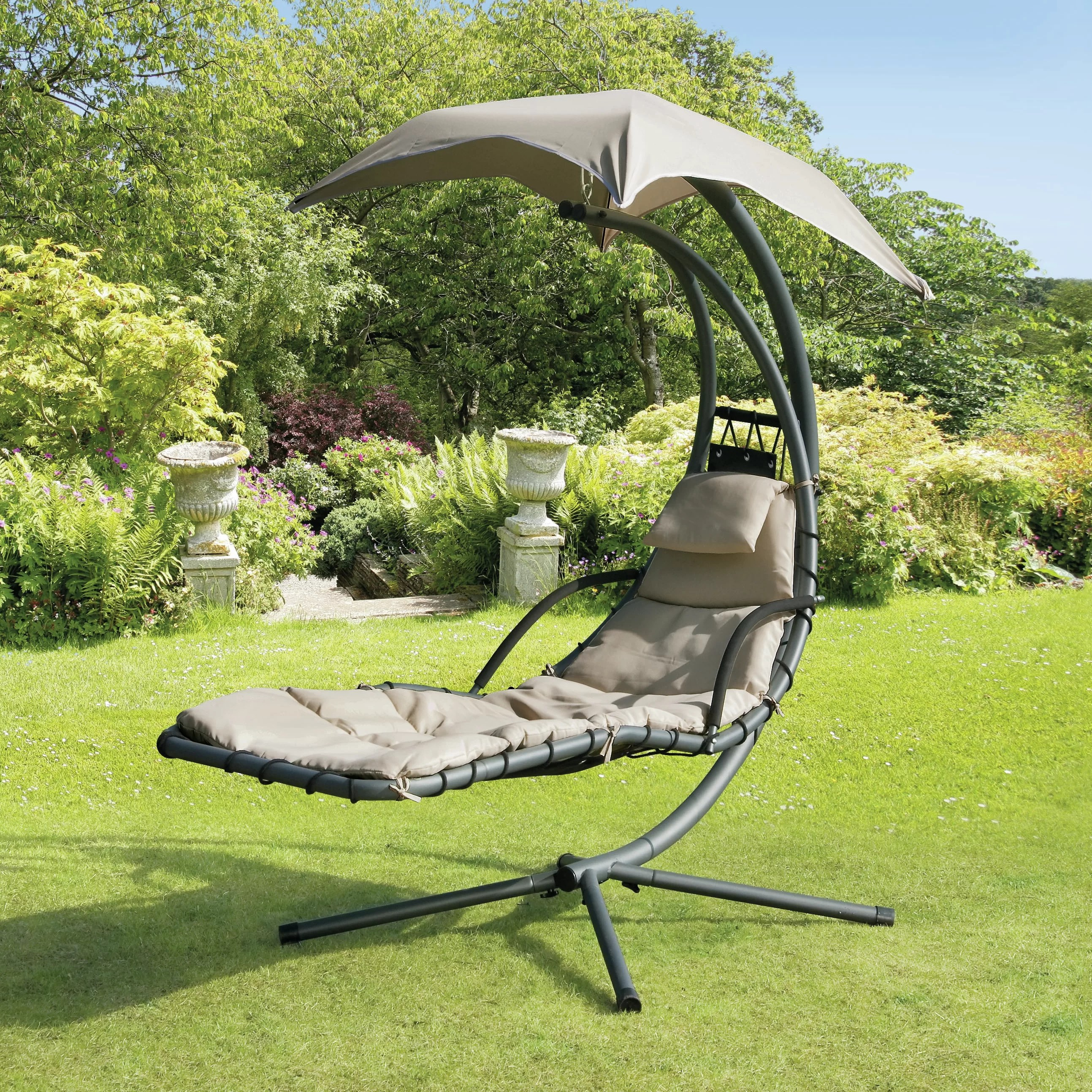 SunTime Outdoor Living Helicopter Swing Chair & Reviews ... on Suntime Outdoor Living  id=94135
