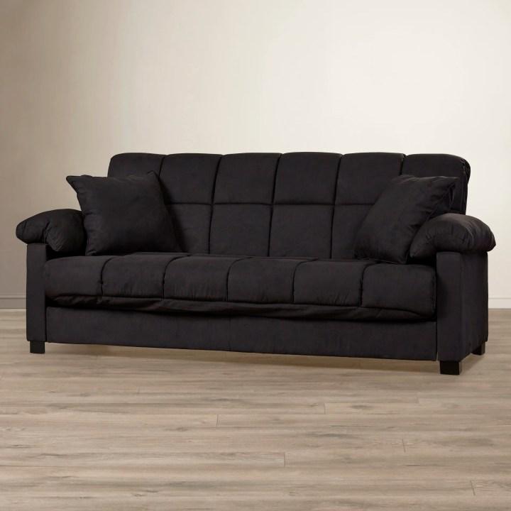 Microsuede Sofa Bed Loveseat Centerfordemocracyorg