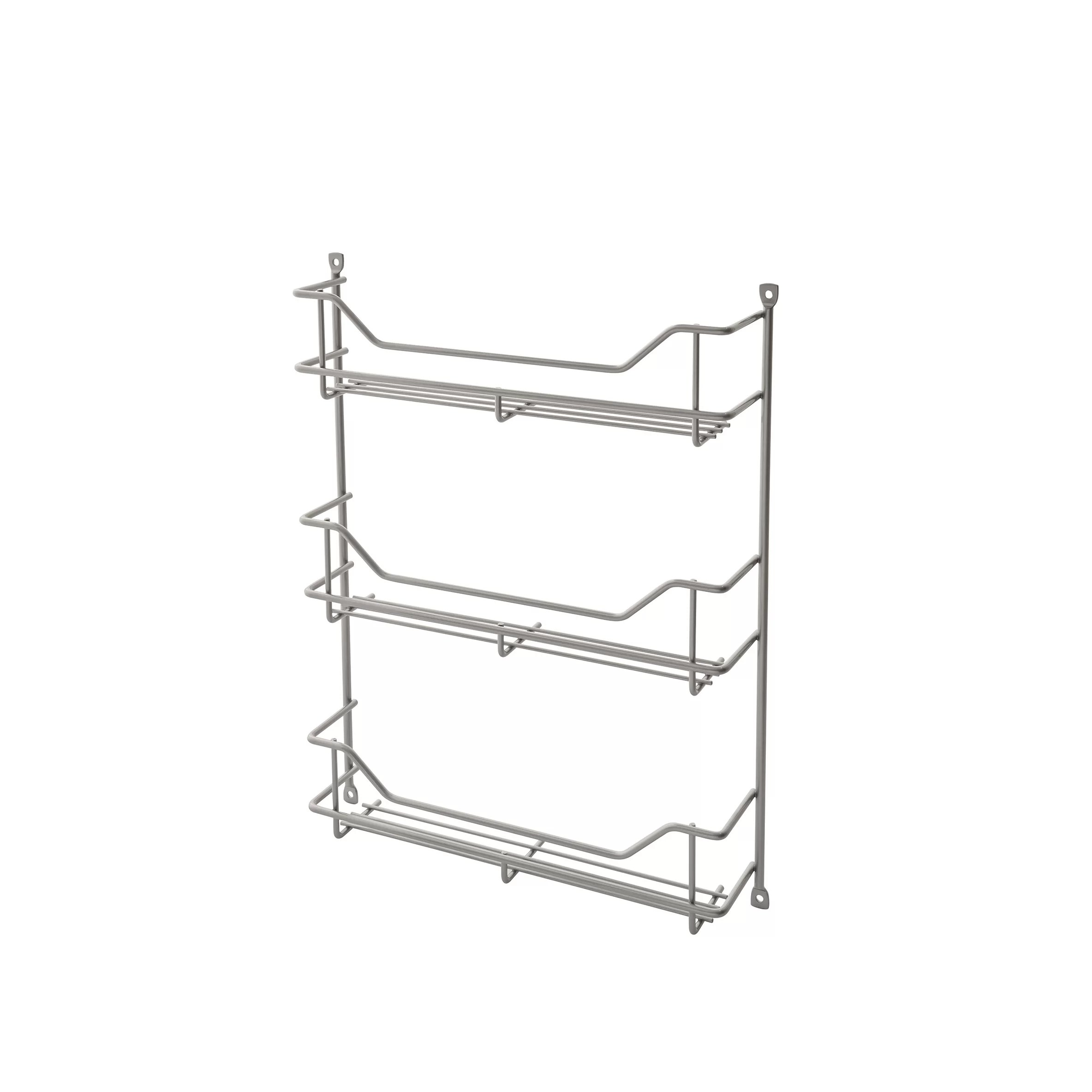 Closetmaid 3 Shelf Spice Rack Amp Reviews