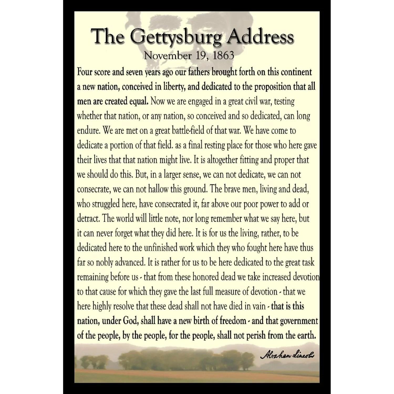 Buy Art For Less 150 Year Anniversary Of Gettysburg