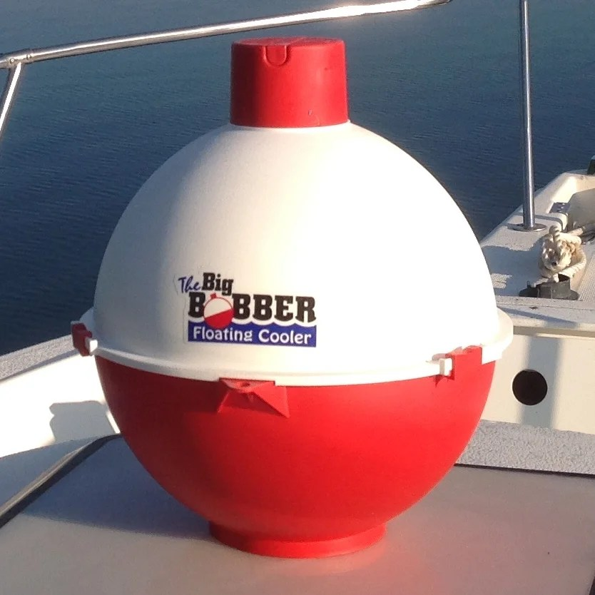 The Big Bobber Floating Cooler Canada Adsleaf Com