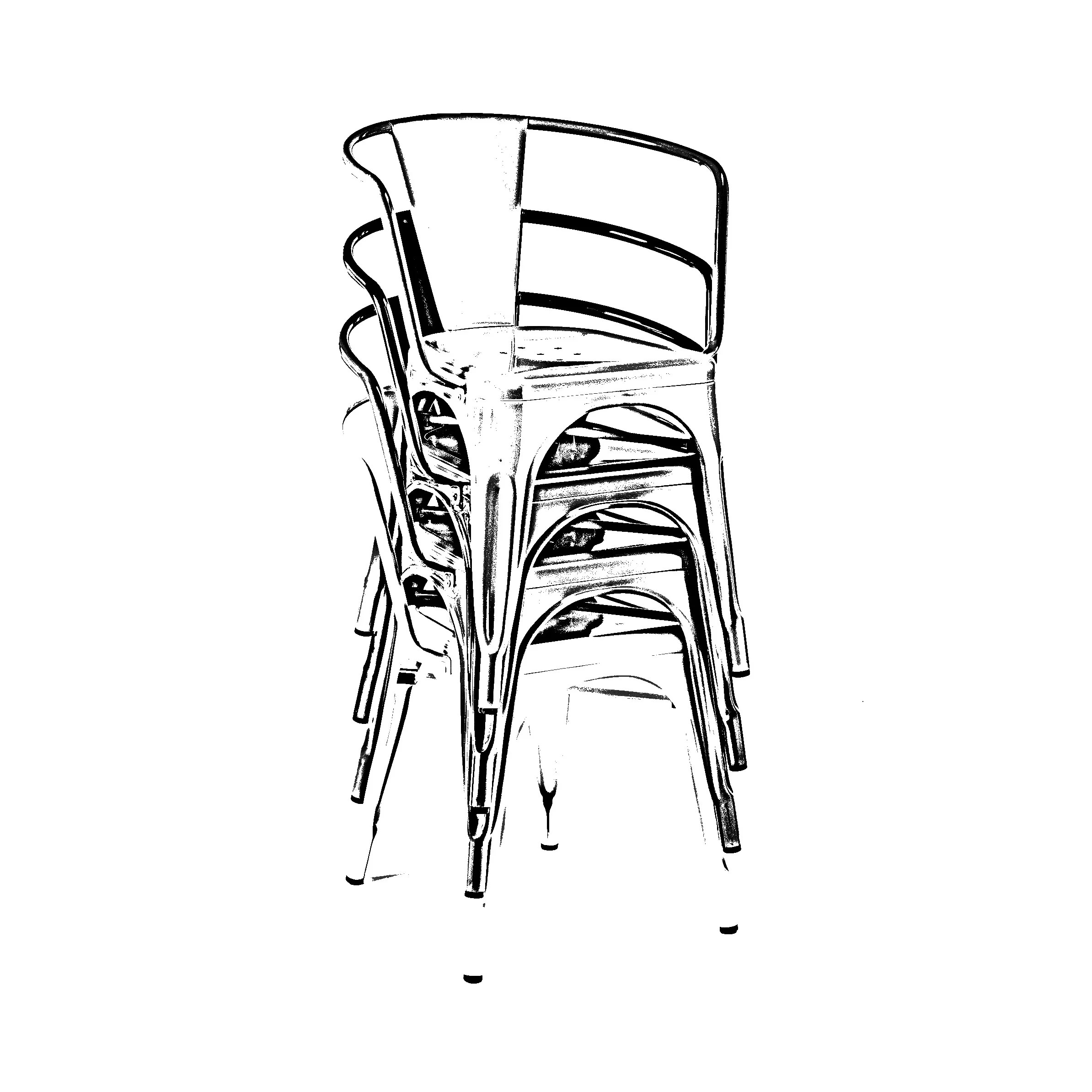Design Lab Mn Dreux Arm Chair