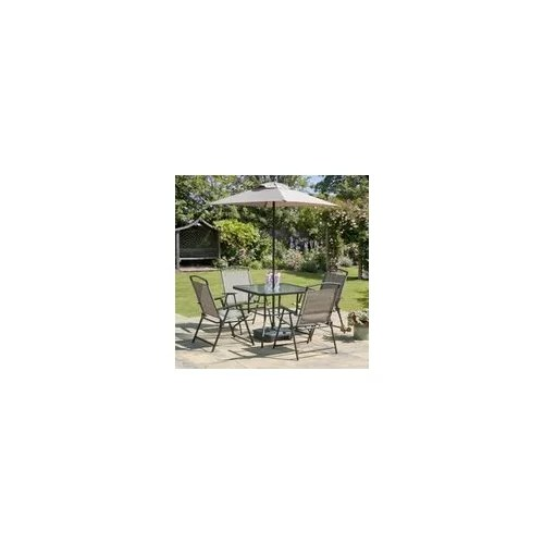 Oasis 7 Piece Dining Set | Wayfair on Suntime Outdoor Living  id=79510