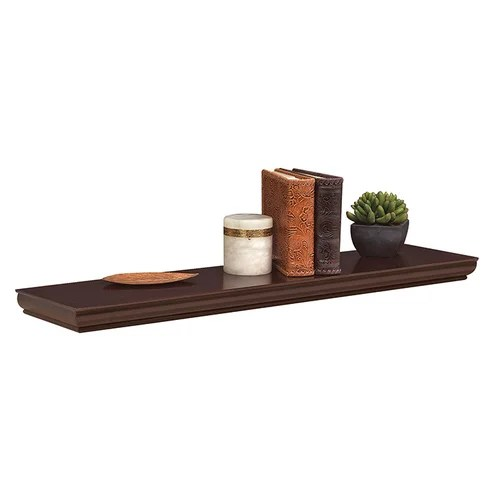 Woodland Home Decor Floating Shelf