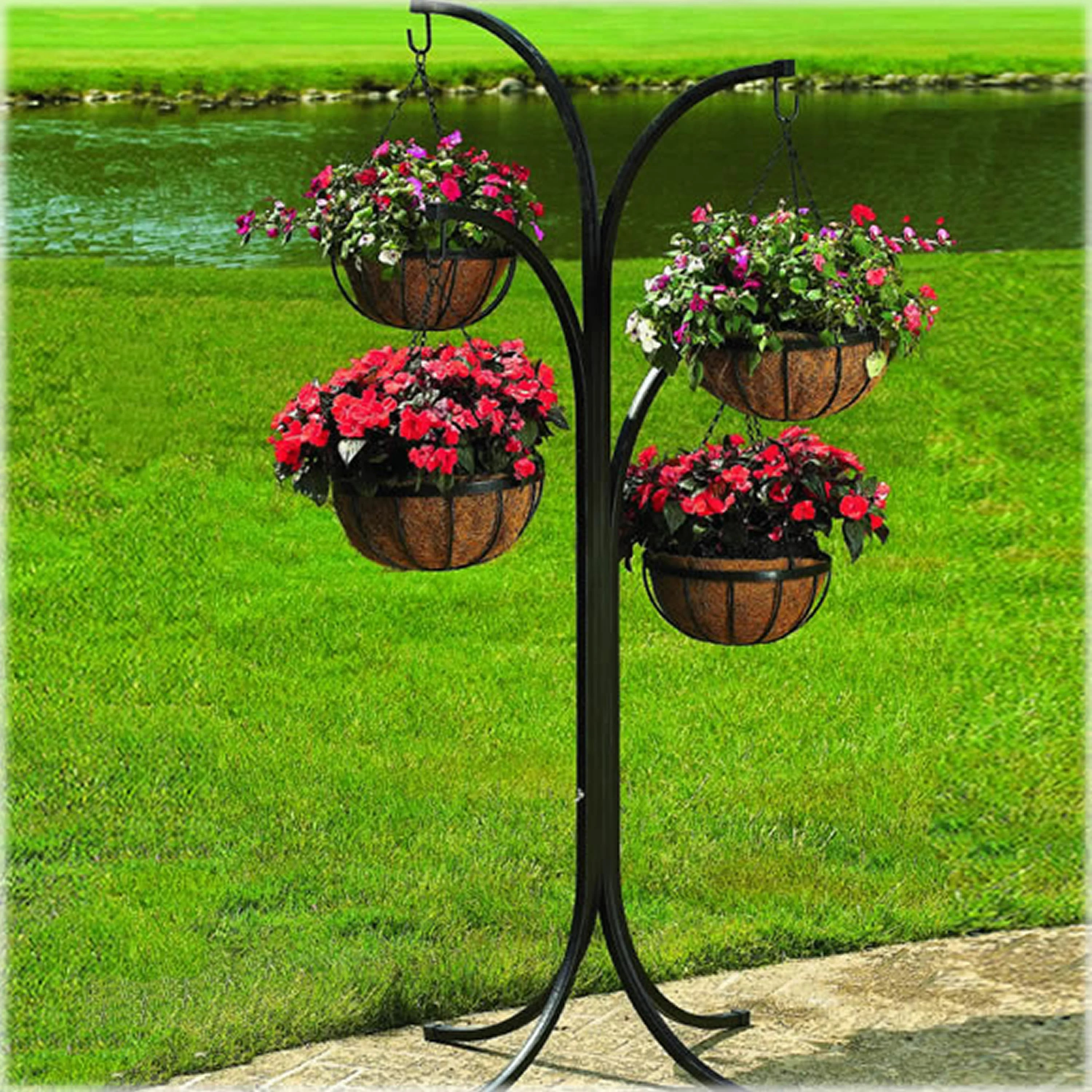CobraCo Novelty Plant Stand & Reviews   Wayfair on Hanging Plant Stand  id=20148