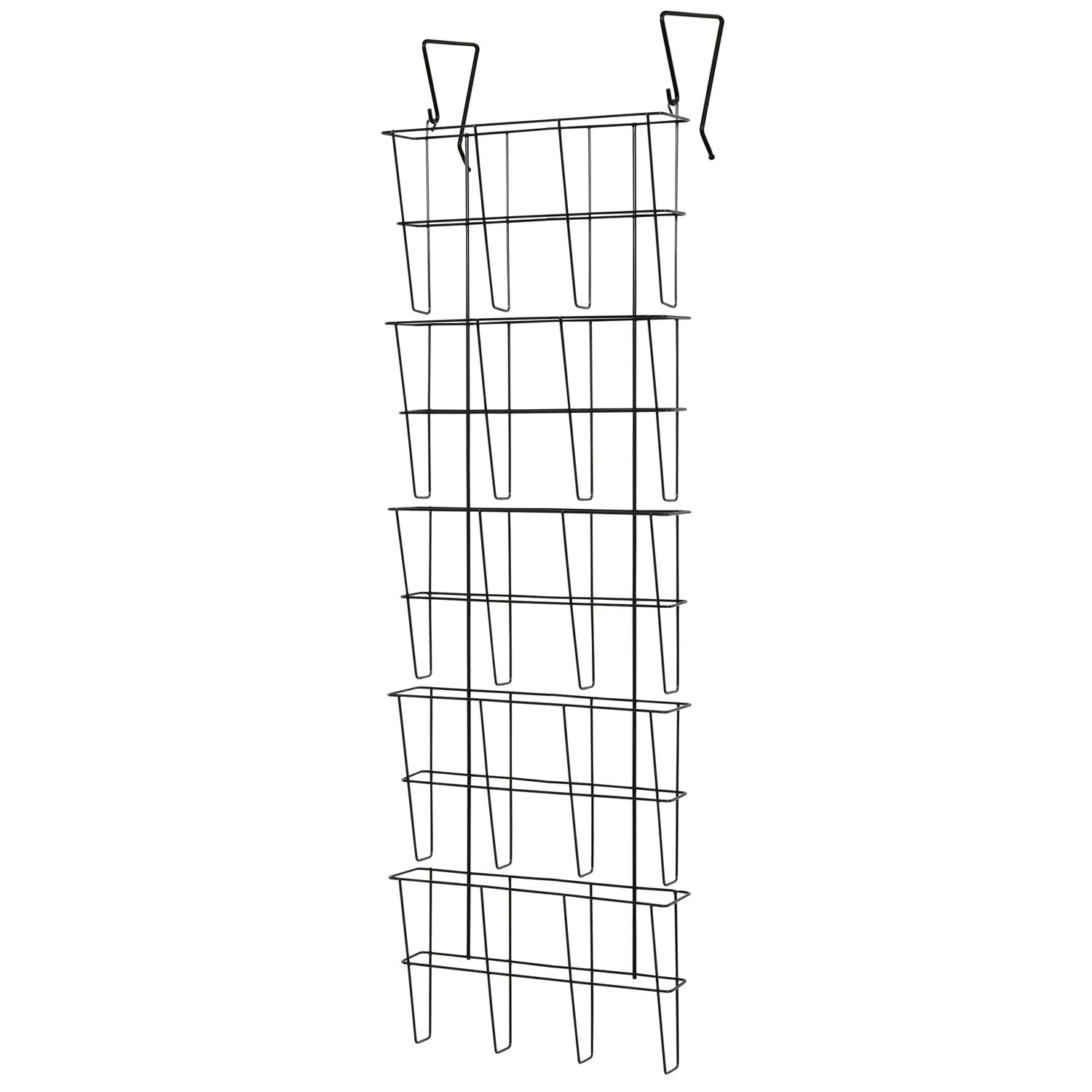 Wire Ware 5 Pocket Legal Size Literature Rack