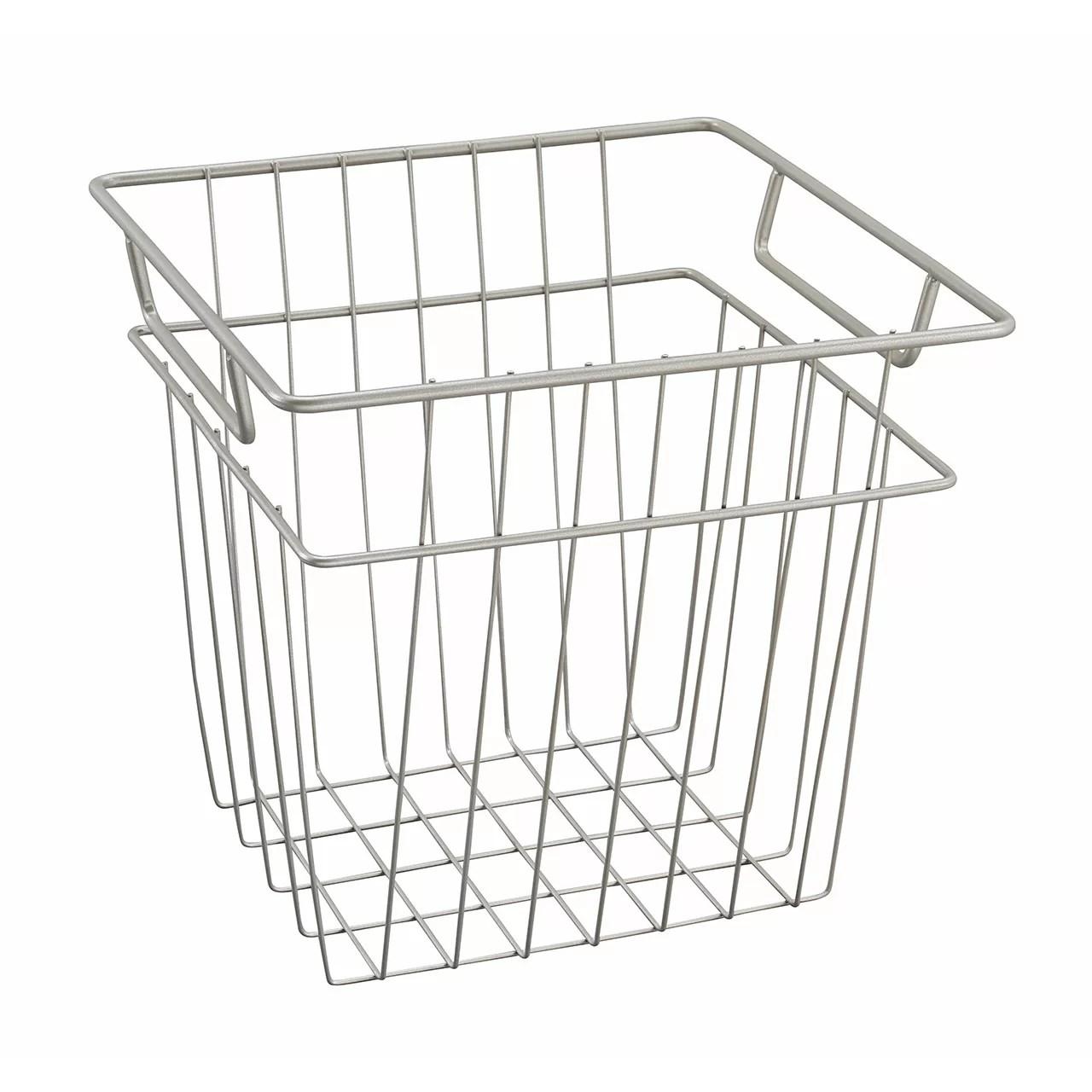 Closetmaid Wire Basket Amp Reviews