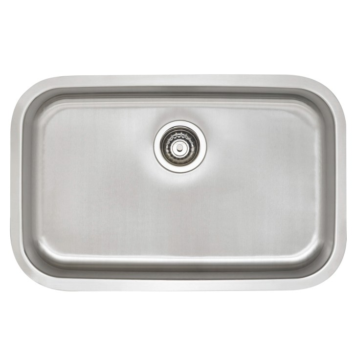 Stellar Ada Single Bowl Kitchen Sink