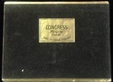 Congress Playing Cards