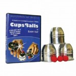 Cups and Balls with Eddy Ray DVD Combo Set