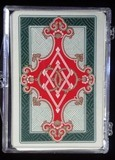 Mongolian Playing Cards (Rare Style)