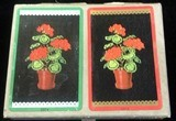 """Pinochle Playing Cards """"used"""" 2 Deck"""