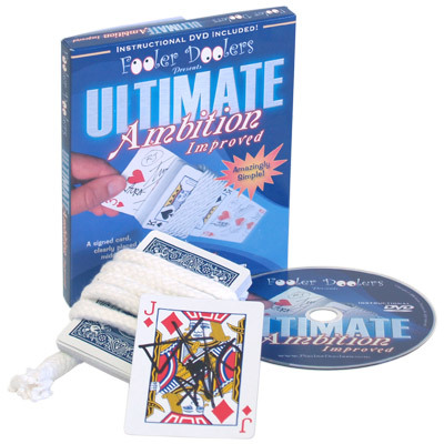 Ultimate Ambition Improved (Red Deck) by Daryl
