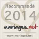 Recommandé sur mariages.net