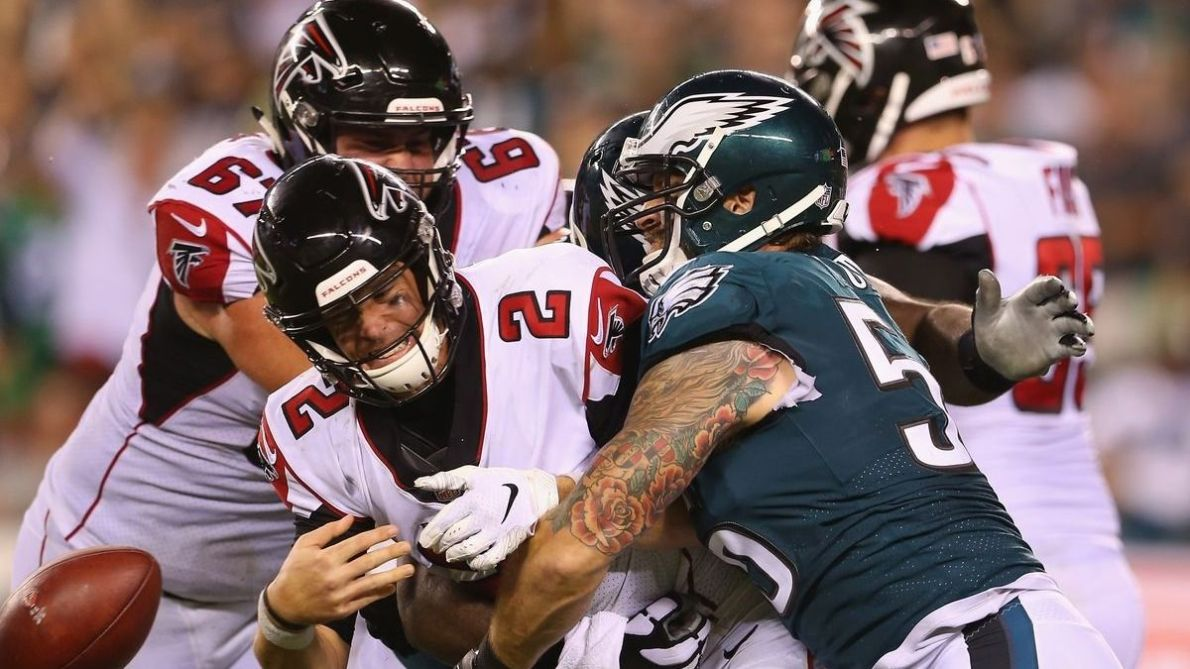 END West: Season Opener at our new location! Eagles @ Atlanta - 12 SEP 2021