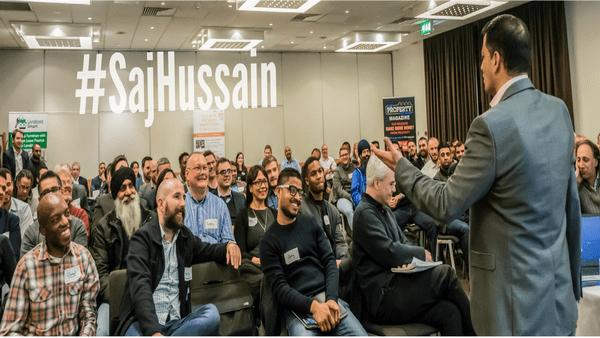 Saj Hussain's Peer Meet Up for Property People in ...