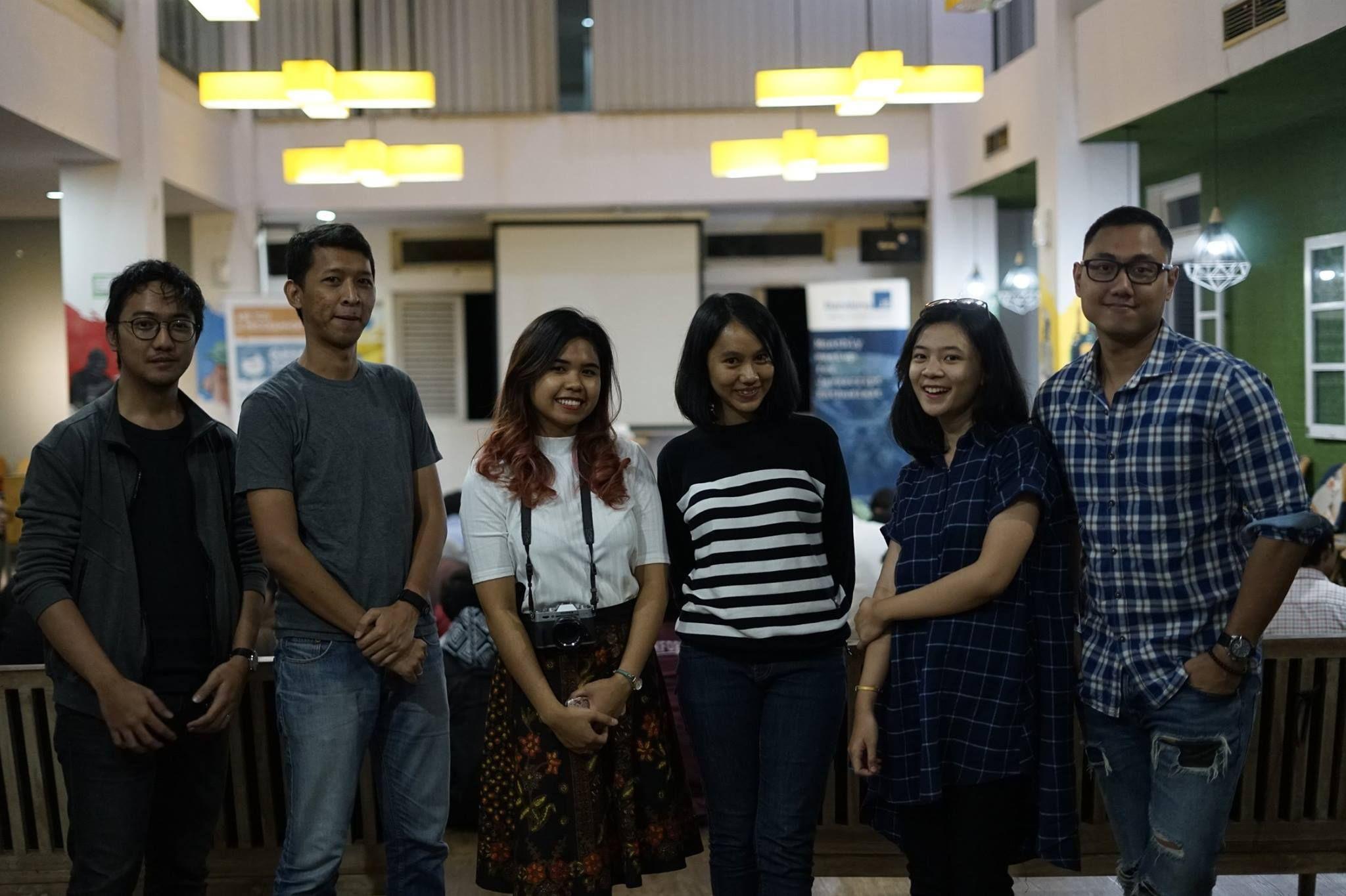 Organizer BandungJS