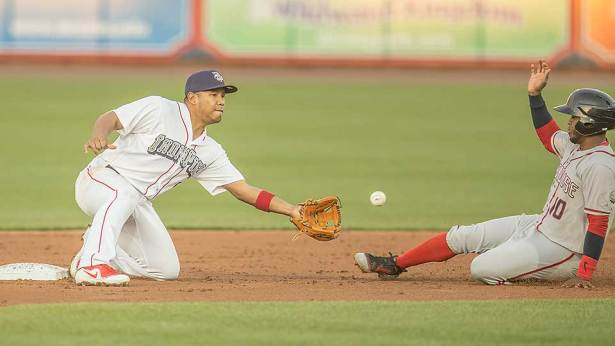 Image result for Syracuse Chiefs vs Lehigh Valley Ironpigs