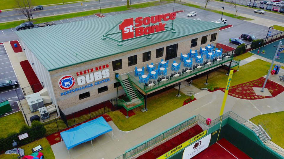 5 year naming rights deal announced for Performance Center   South     South Bend Cubs will partner with 1st Source Bank