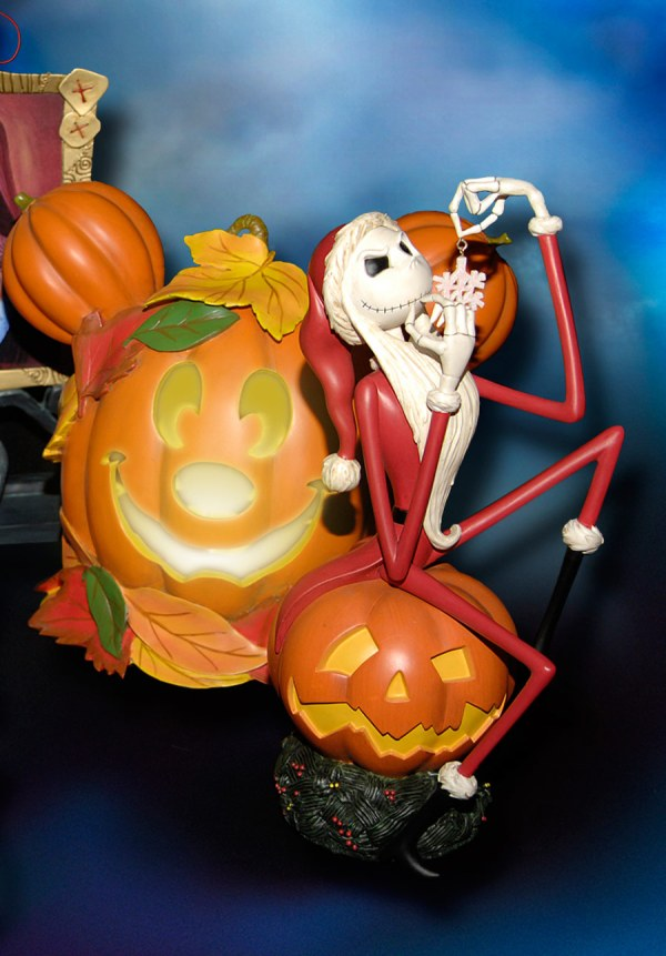 A Holiday Trick or a Halloween Treat at Disneyland Park ...