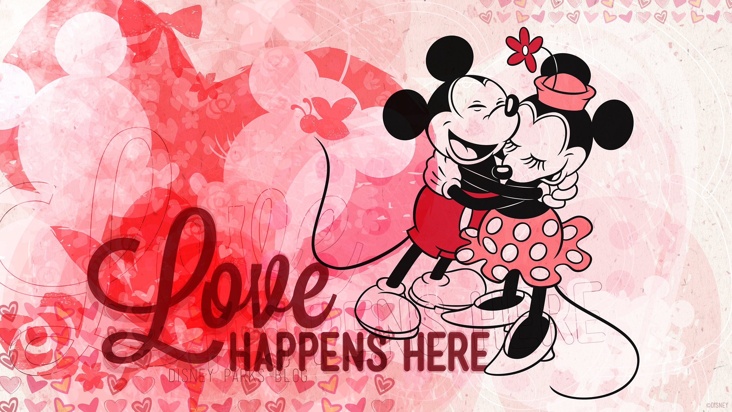 Mickey Amp Minnie Celebrate Valentines Day Disney Parks Blog
