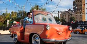 Luigi's Rollickin' Roadsters at Disney California Adventure Park