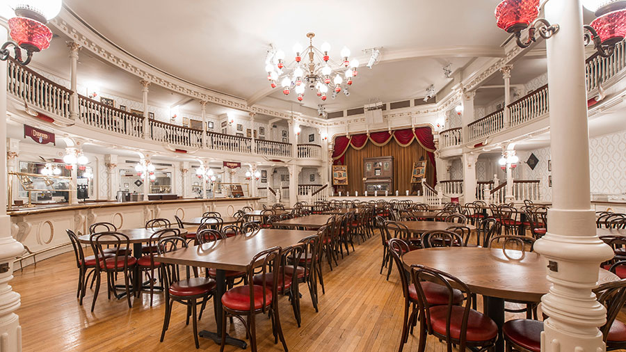 Table-Service Dining Coming to The Diamond Horseshoe in Magic Kingdom Park