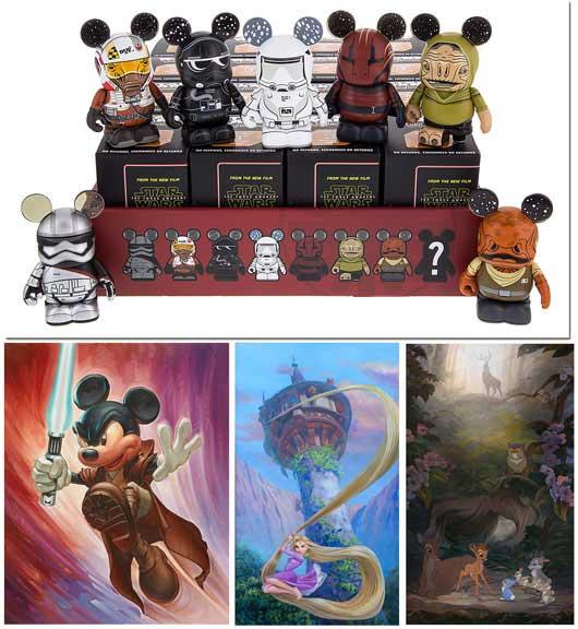 Disney Art by Greg William