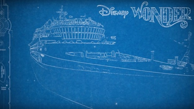 New Spaces Coming to the Disney Wonder