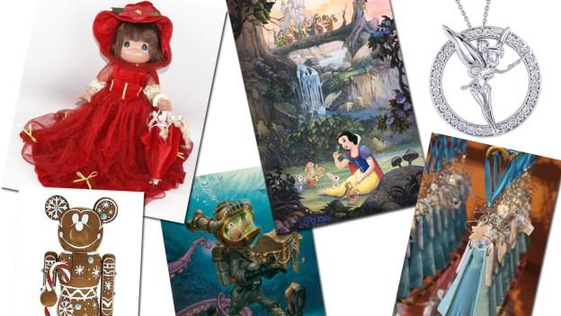 Disney Merchandise Events at Disney Springs in December 2016