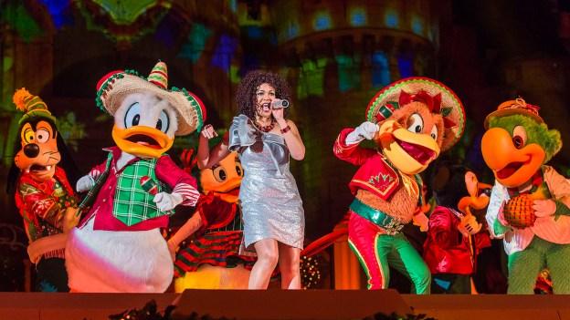 #DisneyFamilia: The Amigos en Navidad!