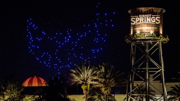 VIDEO: The Making of Walt Disney World's First Drones Show