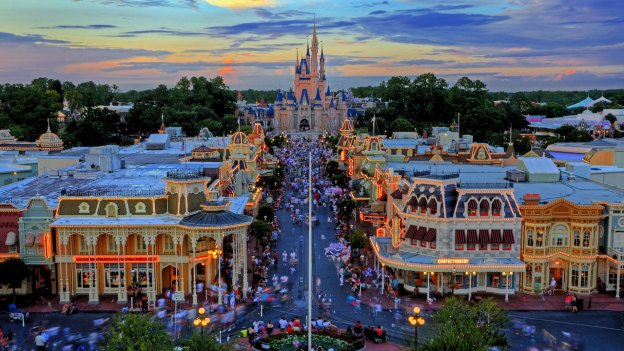 Disney Parks Blog Time Capsule: November 2012