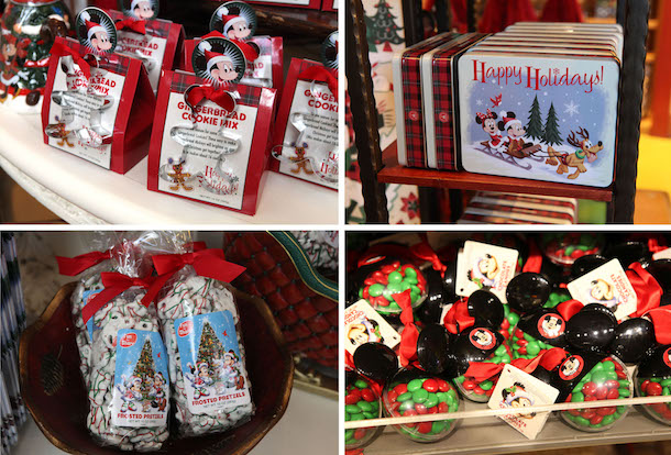 Discovering Delicious Holiday Treats from Disney Parks