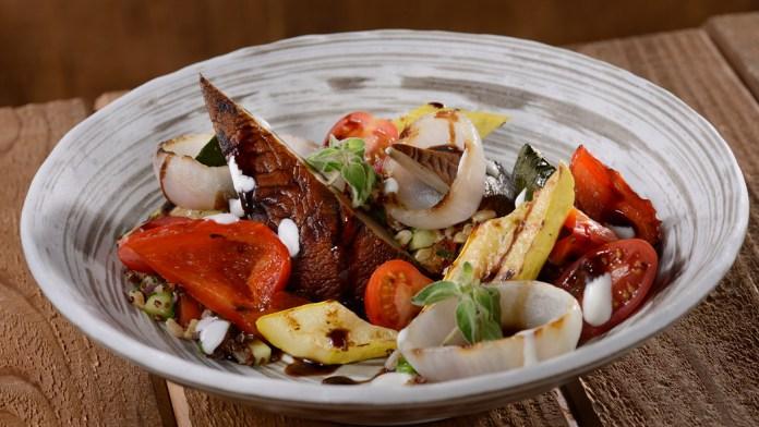 Grilled Portobello Salad from Geyser Point Bar & Grill