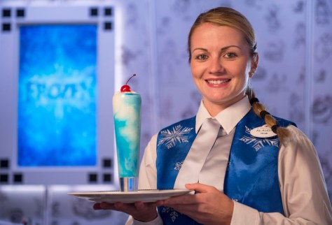 Frozen-Inspired Dining Experiences
