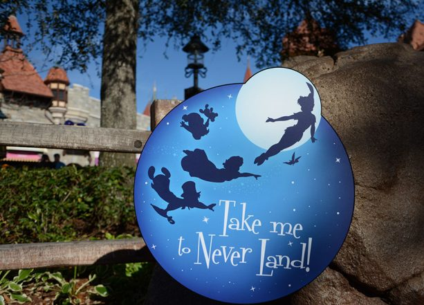 "Happy Thoughts and a Little Pixie Dust, Celebrate the 65th Anniversary of ""Peter Pan"" with Disney PhotoPass at Magic Kingdom Park"